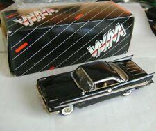 WESTERN MODELS WMS 60 1959 DESOTO ADVENTURER - BLACK COLOR 1/43 SCALE w/box UK