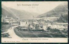 Cuneo Limone cartolina QK9028
