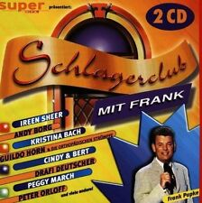 Schlagerclub mit Frank (1997, Super RTL) Ireen Sheer, Gino D'oro, Krist.. [2 CD]