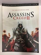Assassin's Creed II The Complete Official Guide Piggyback 2009