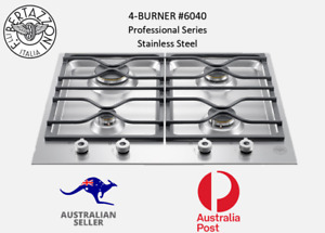 Bertazzoni Italian Made Stainless Steel Gas Cooktop Stove | New, 2 Options
