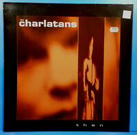 "THE CHARLATANS THEN VINYL 12"" EP UK ORIGINAL PRESS GREAT CONDITION! VG++/VG+!!"