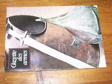 $$$ Revue Gazette des armes N°62 ABC RechargementColt PythonAge du bronze