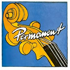 Pirastro Permanente 4/4 Viola Viola Corde Set, Media , Viola Strings Set