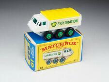 Matchbox - 61 - Alvis Stalwart BP Exploration - En boite