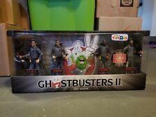 Ghostbusters 2 Action Figures! Mib Moc Nib! Tru Exclusive! Adult Collector! 2010