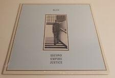 blitz second empire justice vinyl punk joy divison