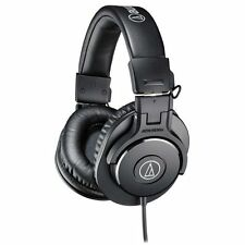 Audio Technica ATHM30X Closed Back Over Ear Headphones