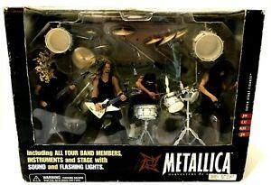 Metallica Harvesters Of Sorrow box set James Lars Kirk Jason McFarlane Toys