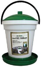 Harris Farms 10002676.2 5 Gallon Large Flock Poultry / Game Bird Waterer Drinker