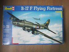 1/72 MAQUETTE VINTAGE REVELL 1991 B 17 F FLYING FORTRESS NEUF BOITE SCELLEE