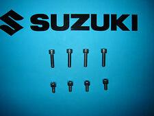 Suzuki Bandit 600 GSF600 SS Stainless Fuel Tank Filler Cap Kit * UK FREEPOST *