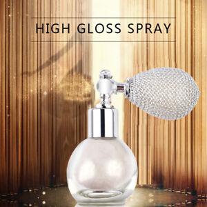 Makeup Spray Body Glitter Highlighter Powder Spray Gloss Spray Face High