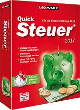 Lexware QuickSteuer 2017 (für Steuerjahr 2016)  BOX