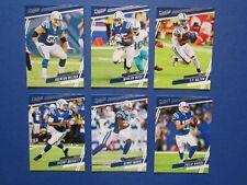 Panini Prestige 2020  Indianapolis Colts Team Set - Mack, Rivers, Brissett  etc