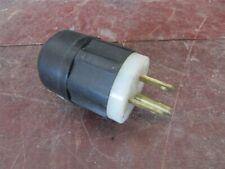 15 Amp Leviton Male Electric Plug D-22