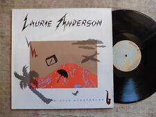 Laurie Anderson – Mister Heartbreak - LP