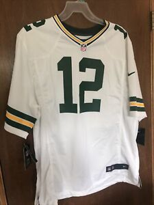 Aaron Rodgers Green Bay Packers Nike On Field Jersey Men's Size XXL New Tags
