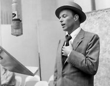 Frank Sinatra UNSIGNED photograph - L3685 - In the 1950's - NEW IMAGE!!!!