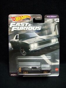 Hot Wheels Fast & Furious F9 Saga Dodge Charger.