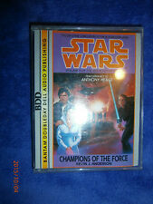 Star Wars: Champions of the Force by Kevin J. Anderson (Audio Cassette, 1994)