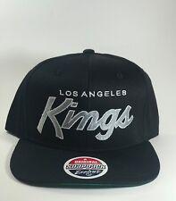 Throwback Los Angeles Kings Snapback Hat NHL Hockey Cap Rare NWA