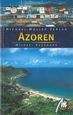 AZOREN Michael Müller Reiseführer 10 Lissabon Portugal NEU Reisehandbuch Acores