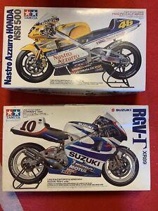 maquette moto 1/12 tamiya