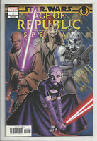 STAR WARS AGE OF REPUBLIC SPECIAL #1 McKONE VARIANT AHSOKA TANO 2019 NM- NM
