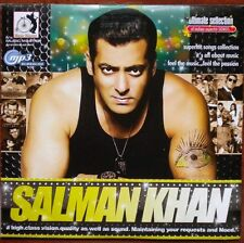 100 X MP3 SONGS FROM SALMAN KHAN MOVIES BEST OF SALMAN KHAN SUPER HITS,MP3 CD