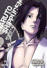 Naruto Shippuden Boxset 4.Uncut.3 DVD.New In Shrink!
