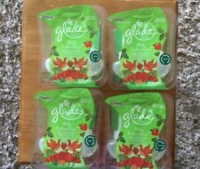 4 Glade Plugins Apple White Wood Meadow Grass - Orchard Kiss