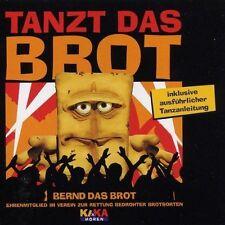 Bernd das Brot (KIKA) Tanzt das Brot (2003) [Maxi-CD]