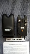 DELKIM Txi BLUE EXC COND + HARD  CASE + NEW 'O' Ring & INSTRUCTIONS SHEET