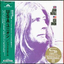 JOHN MAYALL-USA UNION-JAPAN MINI LP SHM-CD Ltd/Ed G00