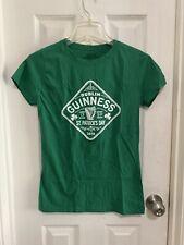 New listing 2018 Guinness Dublin 1759 St Patricks Day Women's Medium T-shirt