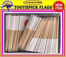 Japanese flag Japan flag toothpicks for cooking cupcakes party Parties