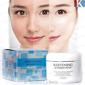 Whitening Activated Cream 100g Lightening Cream Moistur Korea Cosmetic / JIGOTT