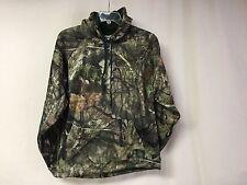 NWOT Men's Mossy Oak Pullover Sweatshirt Hoodie Size Large Break Up Camo #861J
