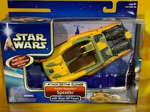 Star Wars - Attack of the Clones - Anakin Skywalker Speeder