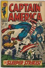 Marvel Comics Captain America Vol 1 (1968 Series) # 102 VG 4.0