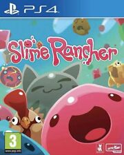 & Slime Rancher Sony PlayStation 4 Ps4 Game