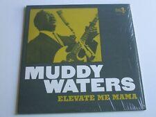 MUDDY WATERS Elevate Me Mama Vinyl LP 2016 Reissue BKR9801