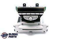 BMW Mini Cooper One 3 R55 R56 Radio Boost CD Player Head Unit 3450803