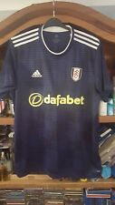 Fulham FC adidas 2018/19 Men's Premier League Away Shirt - - New WITHOUT TAGS XL