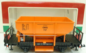 LGB 4041 OEG Ballast Car #737 LN/Box