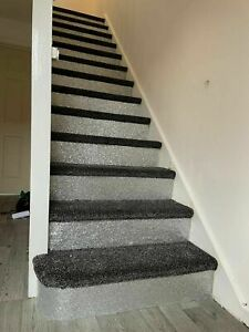 Glitter Fabric For Stairs Risers Perfect Bling