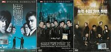 Infernal Affairs ( 1 , 2 , 3 ) HK Movie _ English Sub _ DVD Region 0 _ Andy Lau