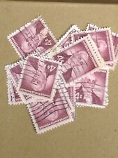 100 USED STAMPS # 1138 4C DR. EPHRAIM MCDOWELL