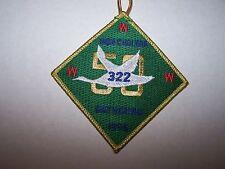OA 322 Woa Cholena eX1995-1 Gathering 50th Ann., Mobile Area Council, Mobile, AL